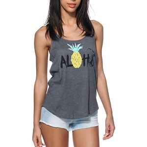 VOLCOM PINEAHOLA TANK TOP
